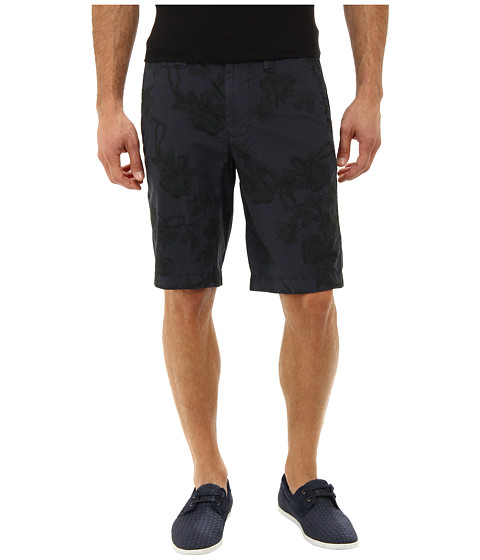 Kenneth Cole Sportswear - Scout Short w/ Denim Trim (Laguna Combo) Men