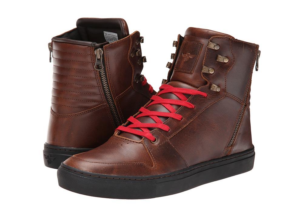 Creative Recreation - Adonis (Mahogany) Men's Shoes
