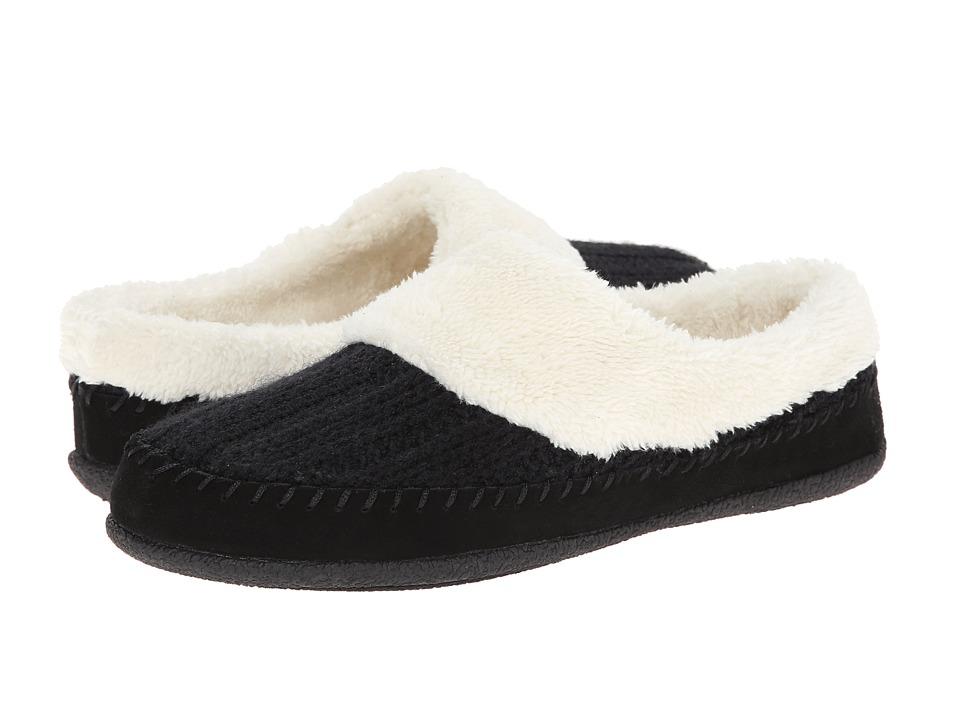 Daniel Green - Gerdy (Light Grey) Women's Slippers