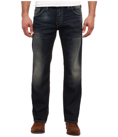 Silver Jeans Co. - Nash Straight in Indigo (Indigo) Men's Jeans