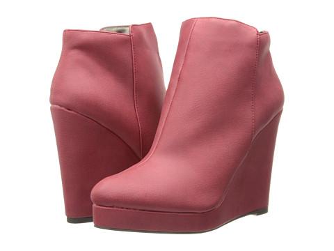 Michael Antonio - Milena - AW1 (Red) Women's Dress Zip Boots
