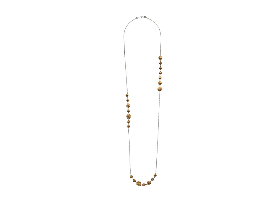 Roberto Coin - Giacca Necklace (White/Yellow) Necklace