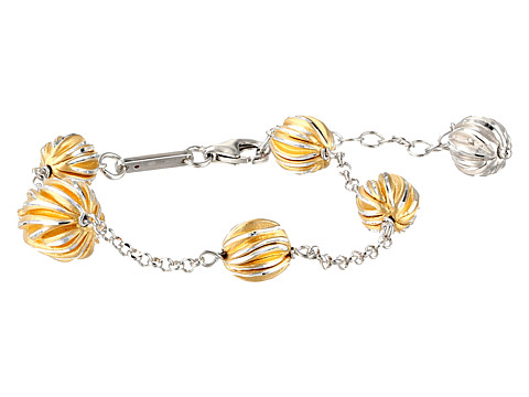 Roberto Coin - Giacca Bangle (White/Yellow) Bracelet