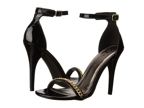 Michael Antonio - Jasari - Patent (Black Patent PU) High Heels