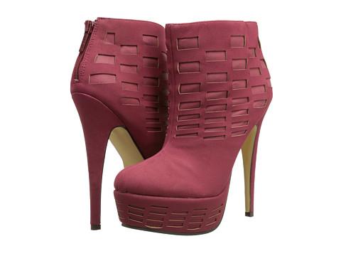 Michael Antonio - Milon (Red Suede Pu) Women's Boots