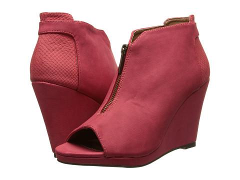 Michael Antonio - Altane (Red Heavy PU) Women's Boots