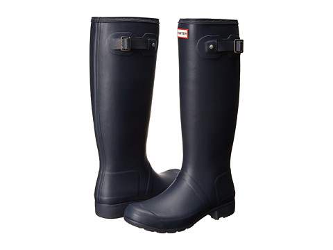 Hunter - Original Tour (Navy 1) Women's Rain Boots