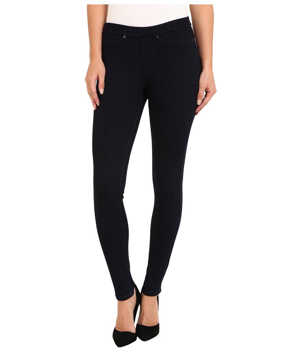 HUE - Original Jeanz Legging (Deep Indigo) Women's Casual Pants