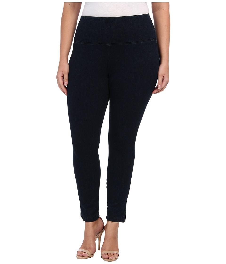 Lysse - Plus Size Denim Skinny 61740A (Indigo) Women's Jeans