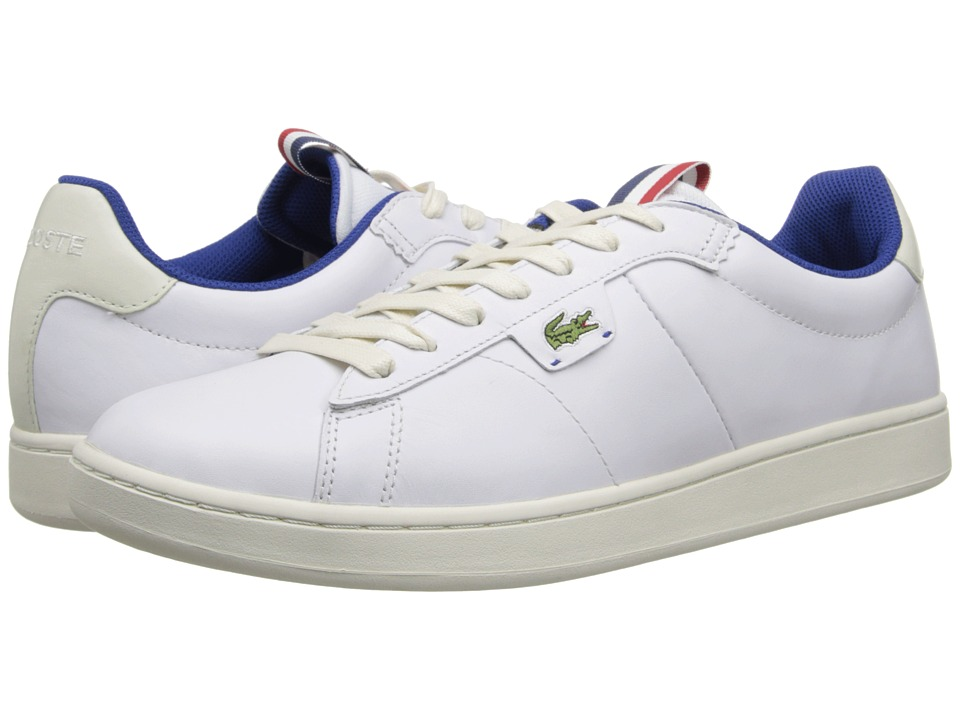 Lacoste - Brdwcktc (White) Men's Shoes
