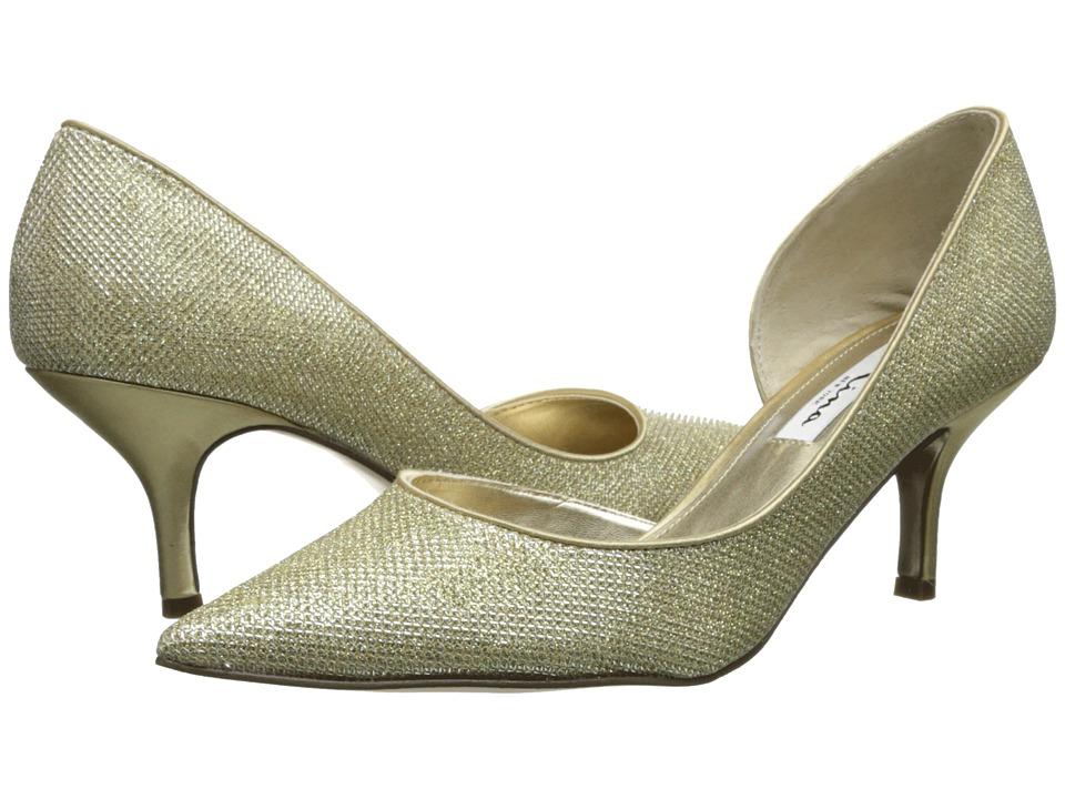 Nina Brydie (Platino) High Heels