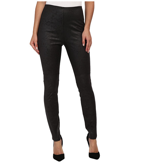 Lysse - Rue Legging Coated Gloss Ponte 5178L (Black) Women's Casual Pants