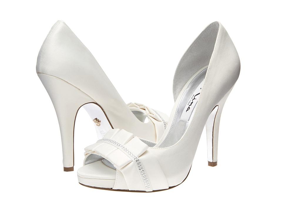 Nina - Elanna (Ivory) High Heels