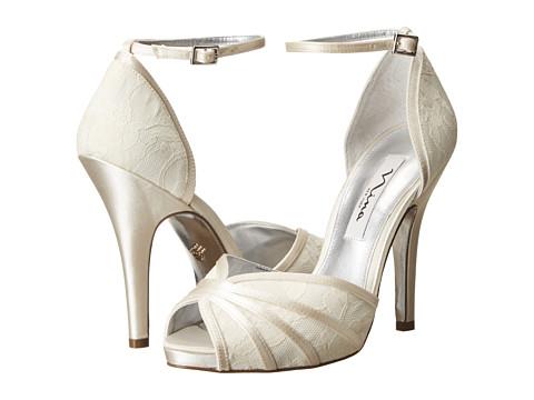 Nina - Eliane (Ivory/Ivory) High Heels