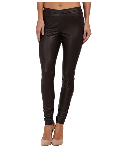 HUE - Leatherette (Espresso) Women's Clothing