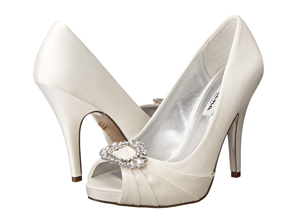 Nina Elvira (Ivory) High Heels