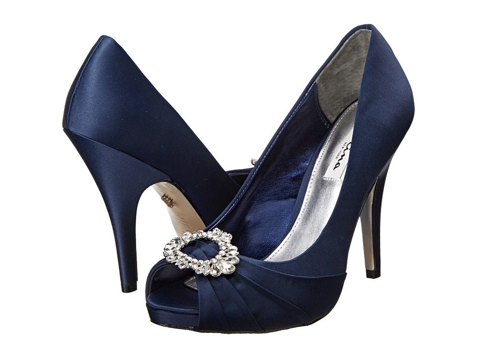 Nina - Elvira (New Navy) High Heels