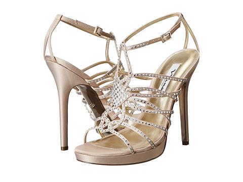 Nina - Foxy (Champagne) High Heels