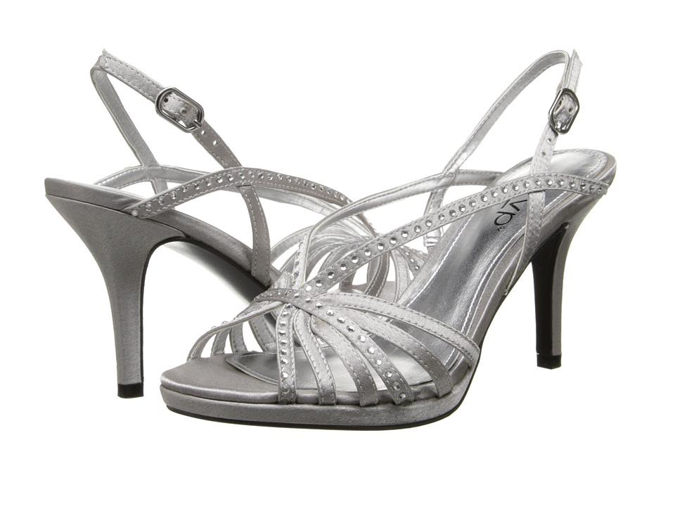 rsvp - Veeda (Royal Silver Royal Satin) High Heels