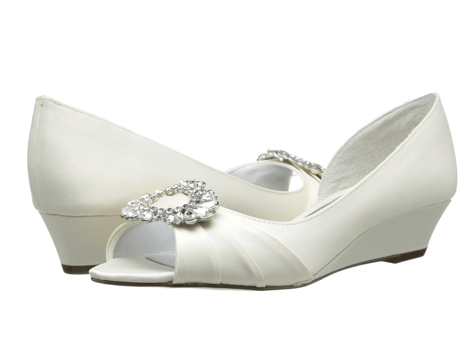 Nina - Rivka (Ivory) Women's Flat Shoes