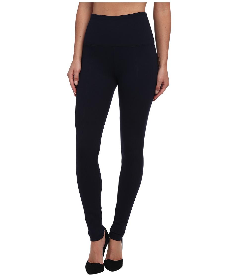 Lysse - Ponte Legging w/ Center Seam 1519 (Midnight) Women's Clothing