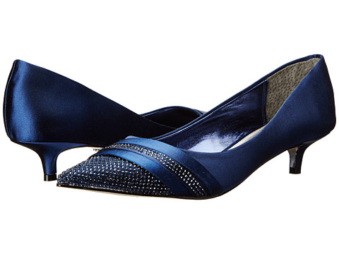 Nina - Emmie (New Navy) Women's 1-2 inch heel Shoes