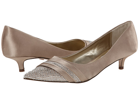 Nina - Emmie (Champagne) Women's 1-2 inch heel Shoes