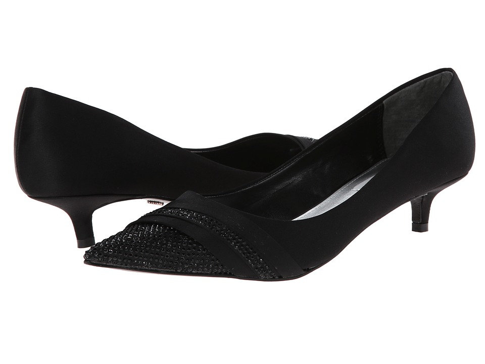 Nina - Emmie (Black) Women's 1-2 inch heel Shoes