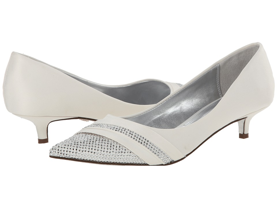 Nina - Emmie (Ivory) Women's 1-2 inch heel Shoes
