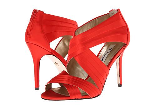 Nina - Melizza (Flame Scarlett) High Heels