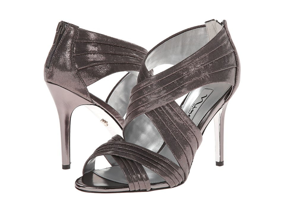 Nina - Melizza (Pewter) High Heels