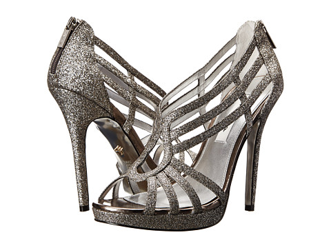 Nina - Forest (Charcoal) High Heels