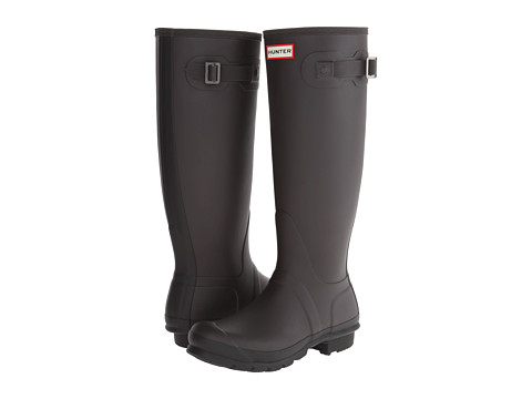 Hunter - Original Two-Tone (Dark Chocolate/Black) Women's Rain Boots