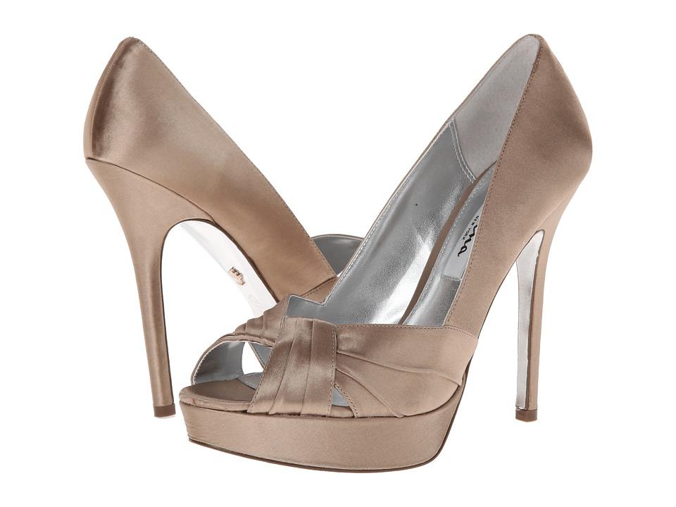 Nina - Milan (Champagne) High Heels
