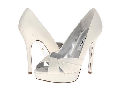 Nina - Milan (Ivory) High Heels