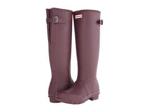 Hunter - Original Back Adjustable (Burgundy) Women