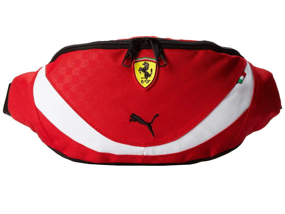 PUMA - Ferrari Replica Waist Bag (Red) Bags