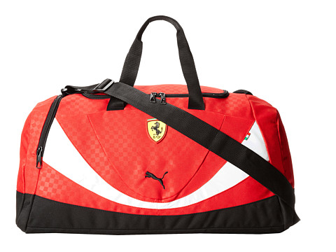 PUMA - Ferrari Replica Medium Teambag (Red) Bags