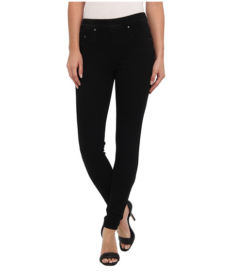 Spanx - Ready-to-Wow! Denim Leggings (Black) Women