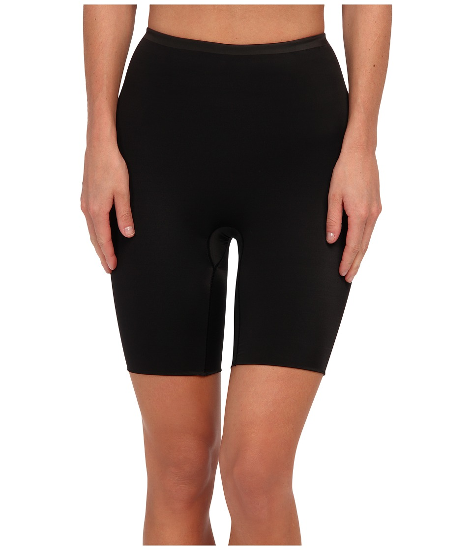 Spanx - Hide Sleek Mid-Thigh New Slimproved 2508 (Black) Women's Underwear