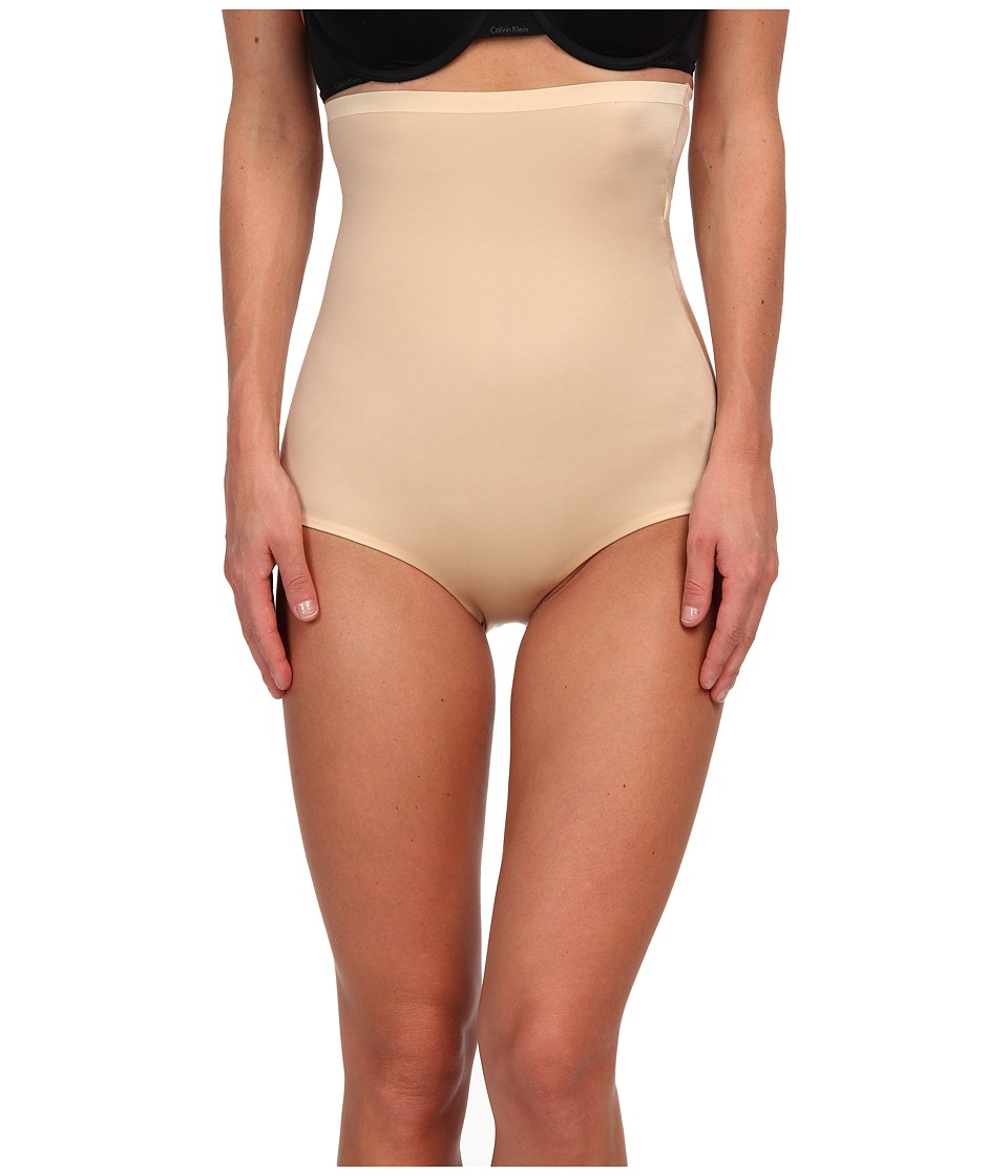 Spanx - Hide Sleek High-Waisted Panty New Slimproved 2509 (Natural) Women's Underwear