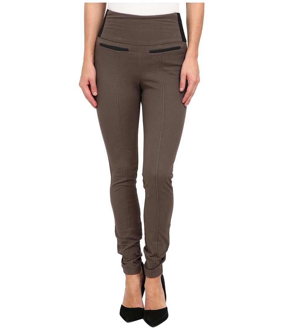 Spanx - Ready-to-Wow! Classic Twill Leggings (Brownstone) Women's Casual Pants