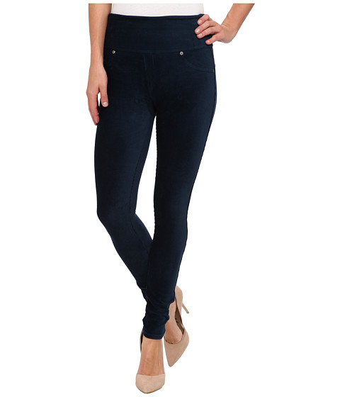 Spanx - Ready-to-Wow! Cord Leggings (Navy) Women's Clothing