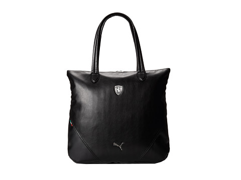 PUMA - Ferrari LS Shopper (Black 1) Bags