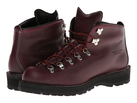 Danner - Mountain Light (Plum) Men