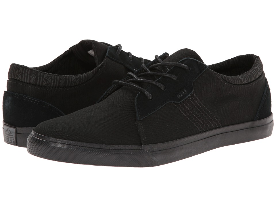 Reef Ridge (Black/Black) Men