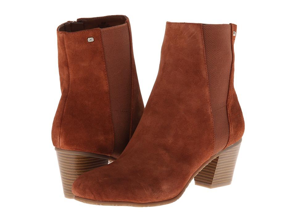 Bandolino - Adelun (Brown/Brown Suede) Women