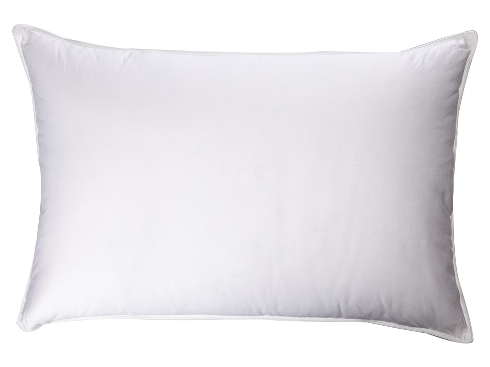 Royal Luxe - Egyptian Cotton Siberian White Down Queen Pillow (White) Sheets Bedding