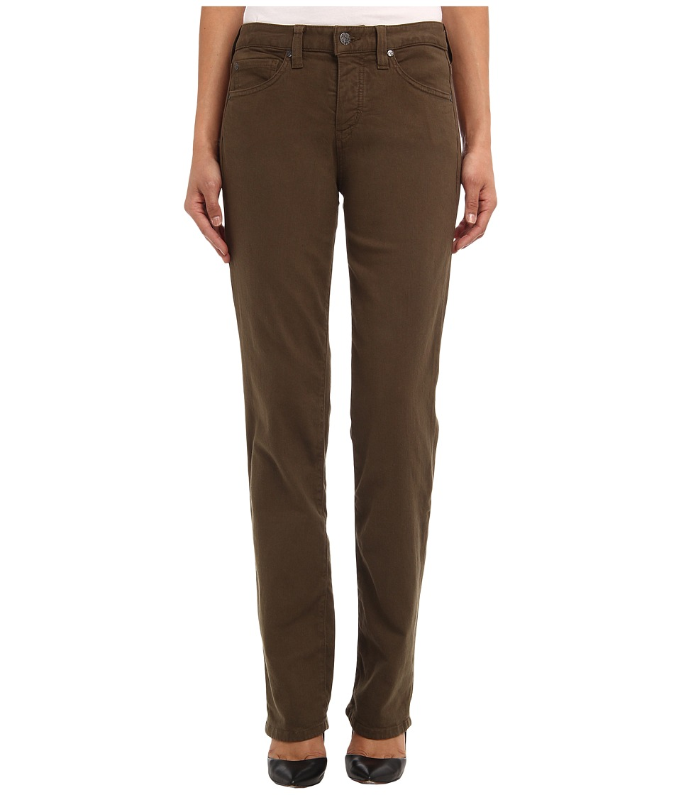 Miraclebody Jeans - Katie Straight Leg (Loden) Women's Jeans