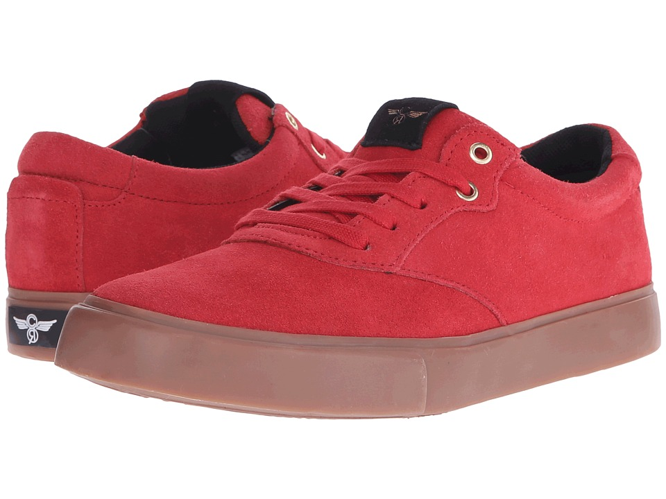 Creative Recreation - Prio (Red Gum) Men's Lace up casual Shoes